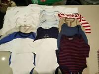Baby boy bundle 0-3 months