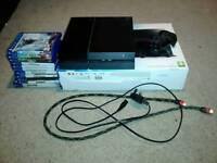 PS4 & 11 games