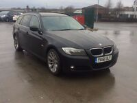 2011 61 reg BMW 3 SERIES 2.0 320d SE Touring 5dr diesel estate**COMPANY CAR**BIT NOSIY**NO OFFERS