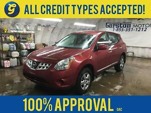 2013 Nissan Rogue S*CVT*SPORT MODE*BACK UP SENSORS*BLUETOOTH PHO