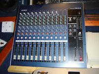 YAMAHA MG 16/4 mixing desk