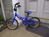 "Kid's 16"" Bike -Animator Daytona Giant 16"