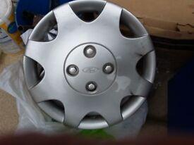 Genuine Ford wheel trim