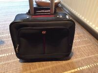 luggage travel case. carry on case. cabin bag collect walthamstow