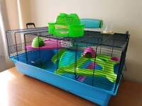 Savic hamster heaven Deluxe cage