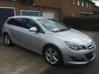 2013 model 41000 mileage Vauxhall astra(sri) very good condition like a brand new