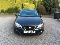 SEAT IBIZA GREY 1.4 PETROL (2011) - FOR SALE