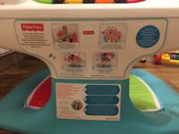 Fisher price 4 in 1 step'n play piano