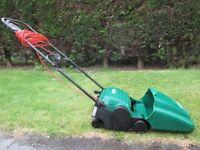 Qualcast/ Bosch Cylinder Lawnmower