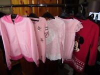 Clothes; girls clothes 7-9 yers, big bundle no. 1, over 30 items, VGC