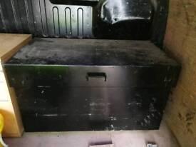 VAN VAULT 1200MM SECURITY BOX