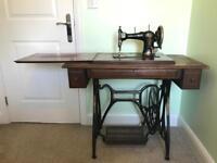 Old & Still Working Vintage Sewing Machine