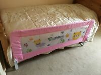 Brand New Long Length Bed Guard