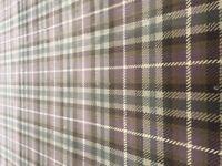 Top quality tartan carpet