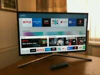 32in Samsung Smart 1080p LED TV WI-FI Freeview HD [Scratch]