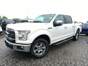 2015 Ford F-150 Lariat w/Leather & Navigation