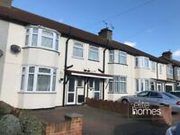 Large 3 Bedroom House In Romford, RM7, Great Location, Drive Way & Garden, Romford Train Station