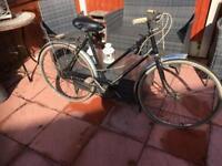 Vintage Raliegh bike