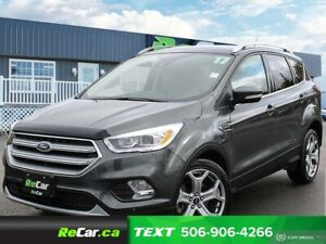 2017 Ford Escape Titanium HEATED LEATHER | NAV |  PANORAMIC S...