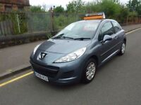 PEUGEOT 207 MOTD MAY 2018 60000 MILES SHOWROOM CONDITION