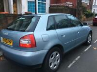 AUDI A3 HATCHBACK 1.6SE 5 DOORS MANUAL