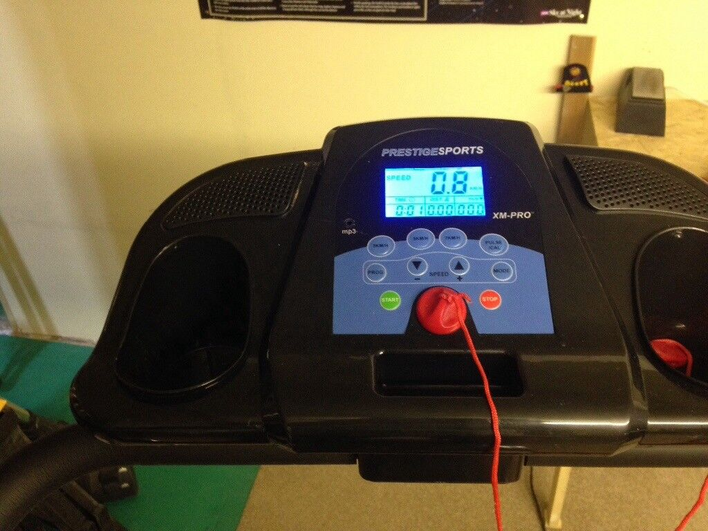 Prestige Sports Treadmill.