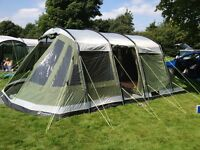 £600 ONO - Outwell Montana 6P tent, Trailer, hob and full camping accessories