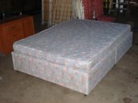 Double Bed. Good condition. Possible local delivery