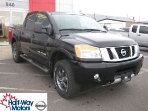2014 Nissan Titan PRO-4X | Great features!