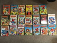 20 Dandy Annuals £20 together OR buy individually £1 each