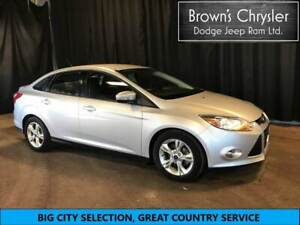 2013 Ford Focus SE Sedan / AIR Cond / P Seat