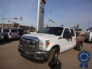 2014 Ford Super Duty F-350 SRW XLT Crew Cab 4x4 - 45,398 KMs