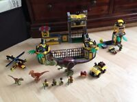 Lego 5887 Dino Defense (T-Rex)