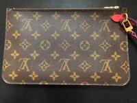 Brand New Louis Vuitton Limited Edition Neverfull Pouch from 2015