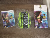Zumba Fitness 2 for Wii including Zumba Fitness Belt The belt never used.