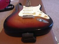 Fender Stratocaster AVRI 62 Hot Rod