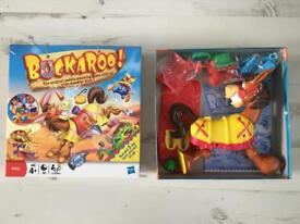 Buckaroo kids game- as new