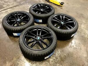 20 BMW X5 Wheels and WINTER Tires (BMW X5 or X6) Calgary Alberta Preview