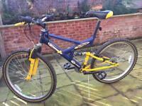 Emelle outlaw 15 speed mountain bike £60 ono