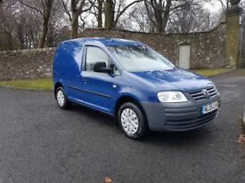 VW Caddy SDI – 1 owner, FSH, Full Year's MOT, Great Van