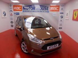 Ford B-Max TITANIUM(£30.00 ROAD TAX) FREE MOT'S AS LONG AS YOU OWN THE CAR!!! (gold) 2013