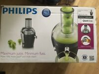 (SOLD) PHILIPS AVANCE COLLECTION JUICER/BLENDER