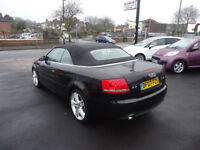 AUDI A4 SPORT CONVERTIBLE TDI 7 SPEED AUTOMATIC TIMING BELT WATER PUMP AND TURBO CHANGED 24/02/2017