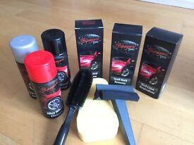 Supagard car cleaning kit