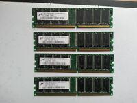 1 GB = 4x - 256MB Memory Module for Desktop