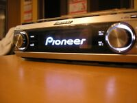 CAR HEAD UNIT PIONEER DEH - P88RS HIGH END AUDIOPHILE SQ STEREO HIFI