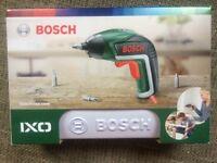 Bosch IXO Cordless Screwdriver 3,6V 230V
