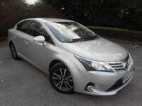 Toyota Avensis Valvematic Icon Saloon Auto Petrol 0% FINANCE AVAILABLE