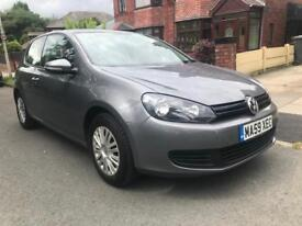 Volkswagen Golf VW 2009 new shape, Cambelt and clutch service