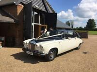 Vintage classic modern wedding cars